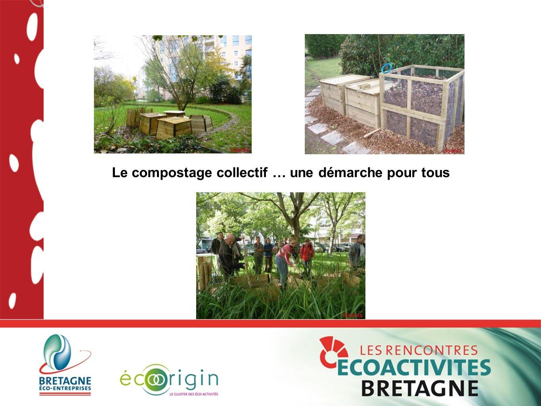 Le compostage collectif … une démarche pour tous