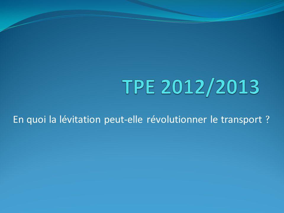 Sommaire Présentation Introduction La lévitation Par coussin d'air Par supraconductivité Par électroaimants Conclusion Remerciements