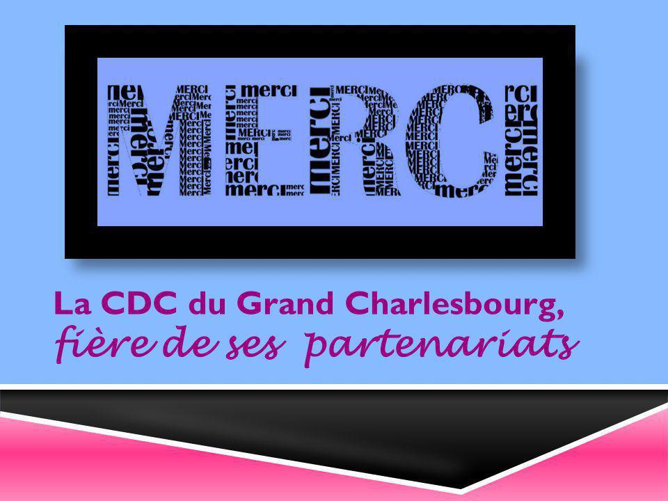 La CDC du Grand Charlesbourg, fière de ses partenariats