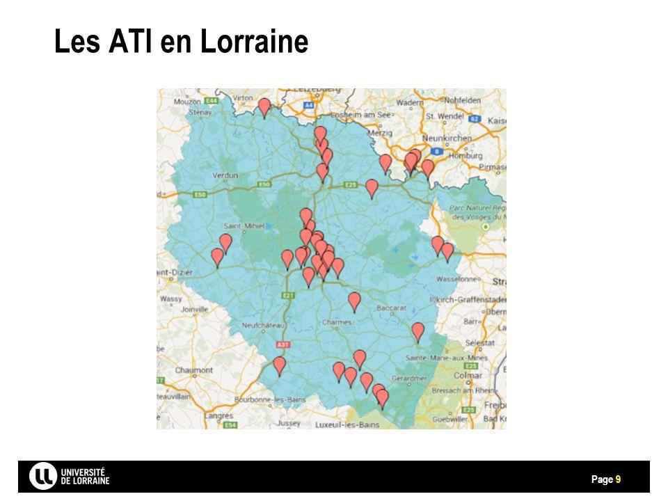 Page Les ATI en Lorraine 9