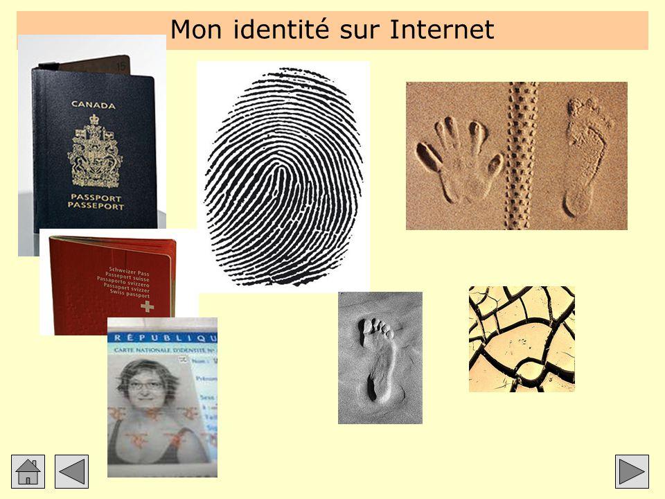 Votre identité numérique Vous allez créer une carte conceptuelle (carte mentale) qui représentera la façon dont vous percevez votre identité numérique Site de création ….…….