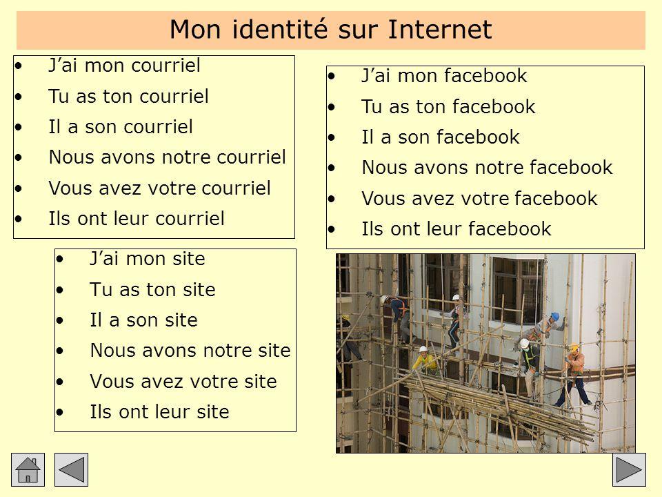 Questionnaire sur Doctissimo 1 Vous sentez-vous préoccupé par Internet (en pensant à votre dernière connexion et en anticipant la prochaine) .