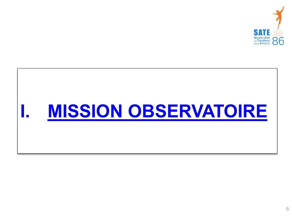 I.MISSION OBSERVATOIRE 6