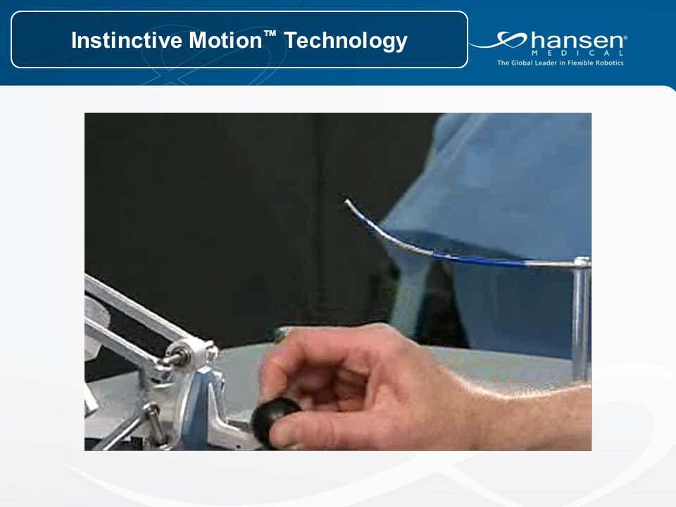 Instinctive Motion ™ Technology