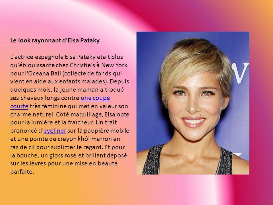 Le chignon volume de Kerry Washington Aux MTV Movie Awards 2013, l'héroïne de la série Scandal, Kerry Washington était sur son 31. Côté coiffure, la b