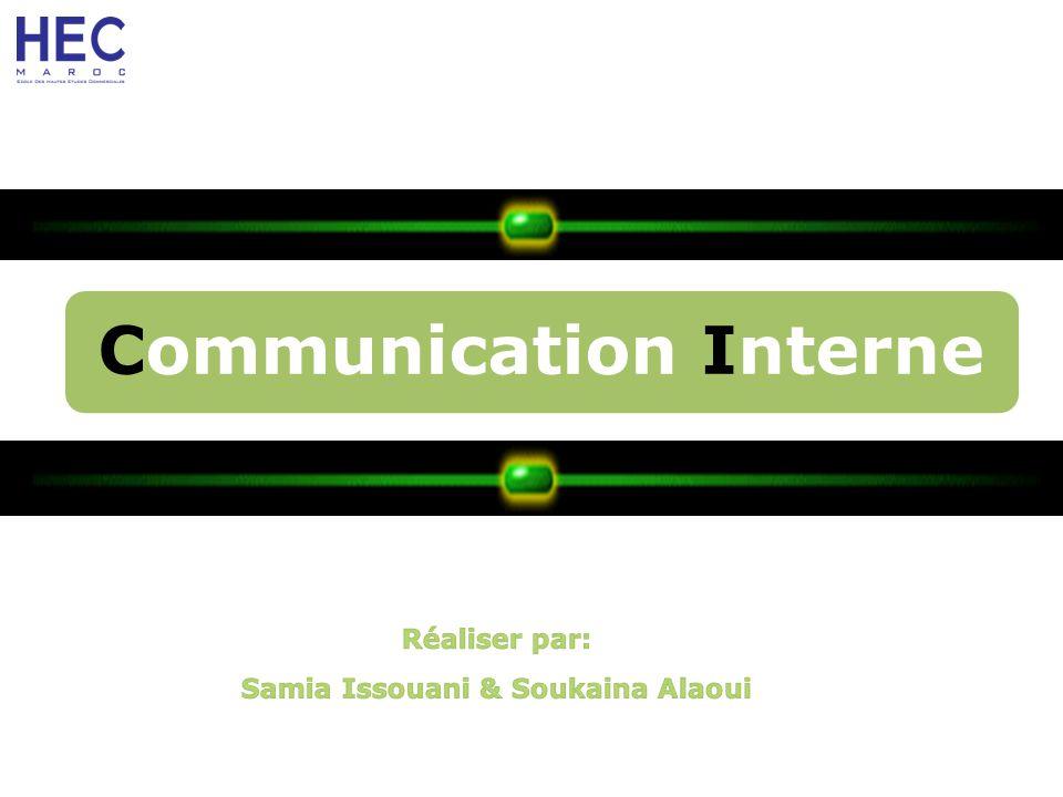 Communication Interne