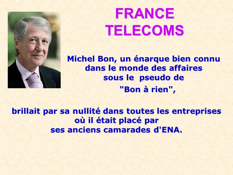 A son départ, l entreprise VIVENDI était ruinée.Un nouveau copain , Jean-René Fourtou est nommé.