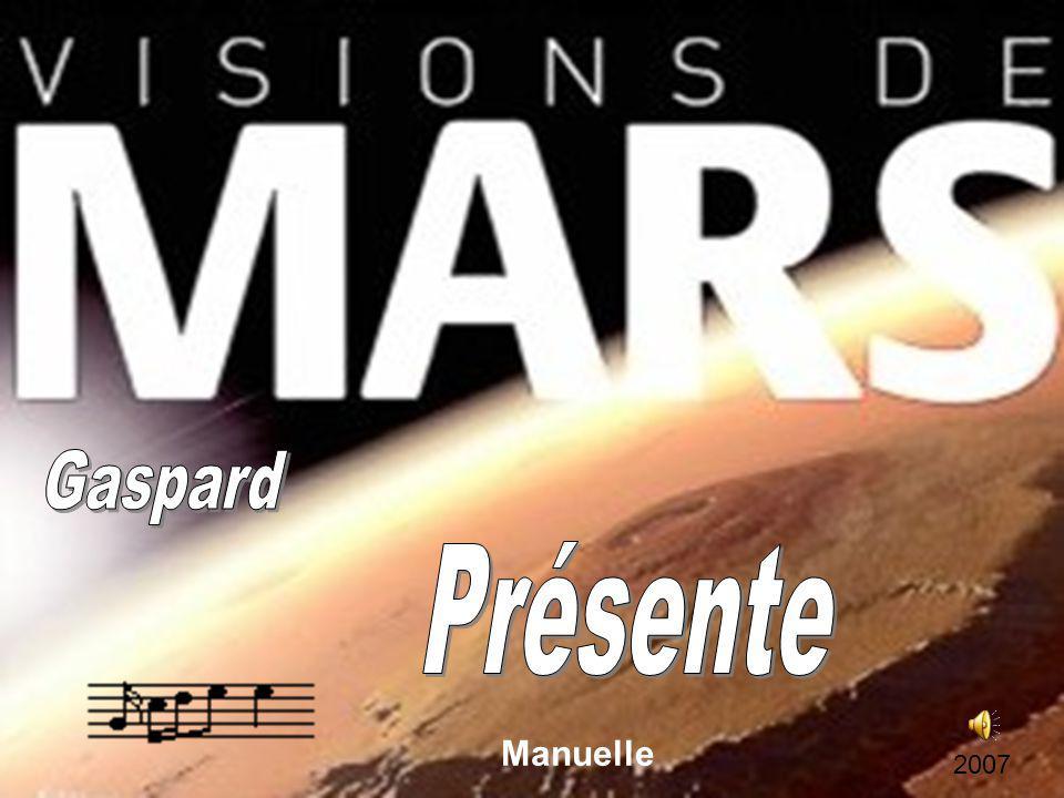 Le premier pas de l homme sur Mars pourrait d abord nécessiter des étapes intermédiaires, comme un atterrissage sur Phobos