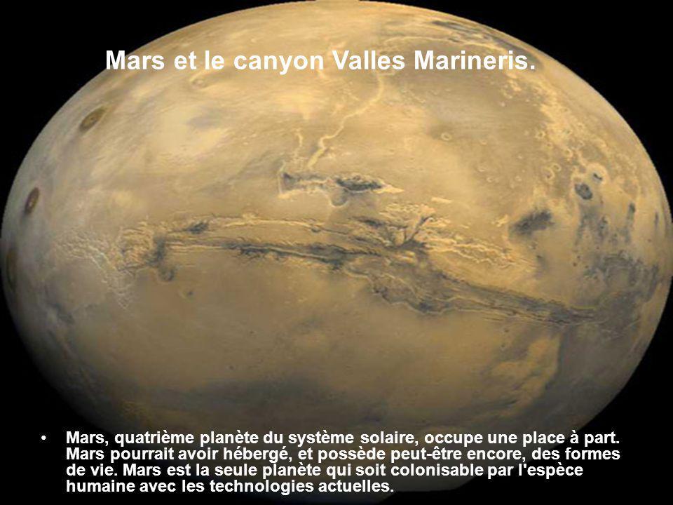 C est pour cela que les missions habitées sont une nécessité et que la colonisation, suite logique des activités de longue durée à la surface de Mars, est un des avenirs possibles de l Humanité.