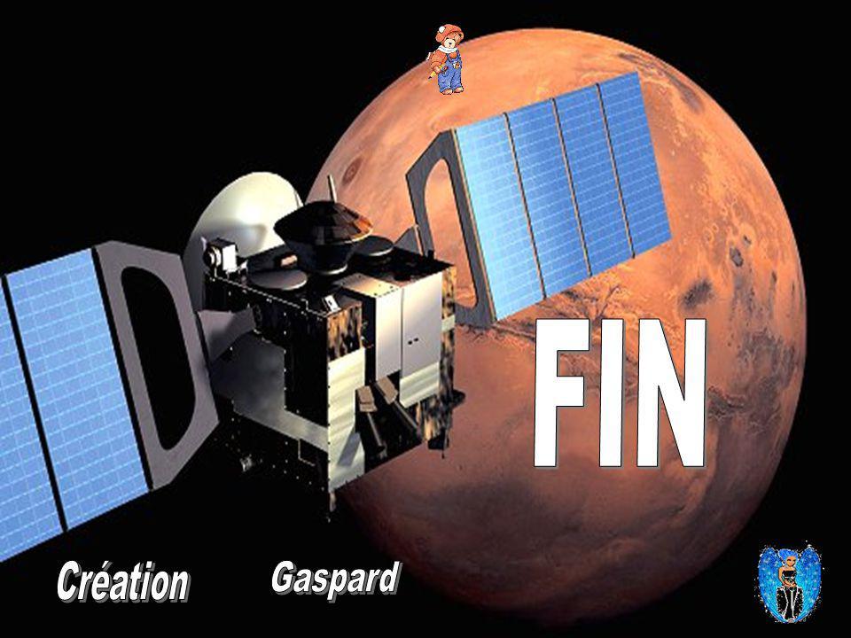 Mars, quatrième planète du système solaire, occupe une place à part.