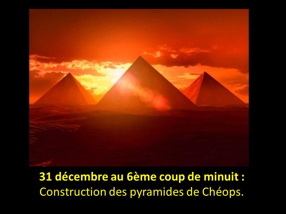 31 décembre vers 23 h 59 31 décembre vers 23 h 52 31 décembre vers 21 h 31 décembre vers 23 h 31