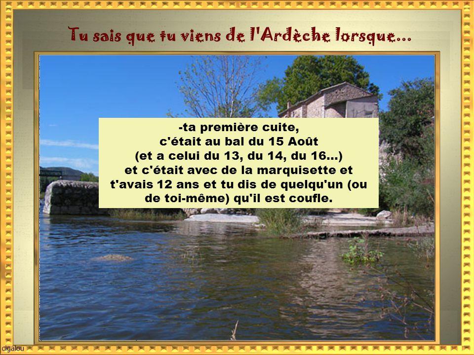 -tu sais que la montgolfière a été inventée en Ardèche.