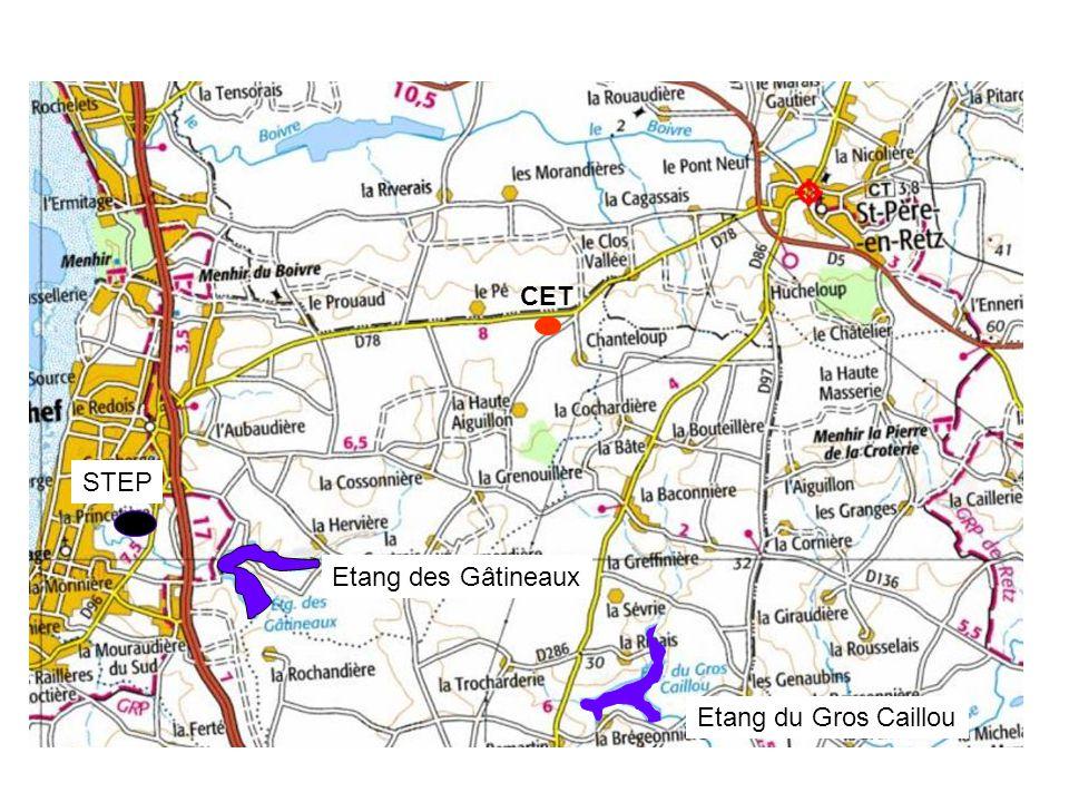 Zone polluée 25 juin 2007 : Les lixiviats devaient disparaître en 3-4 semaines.