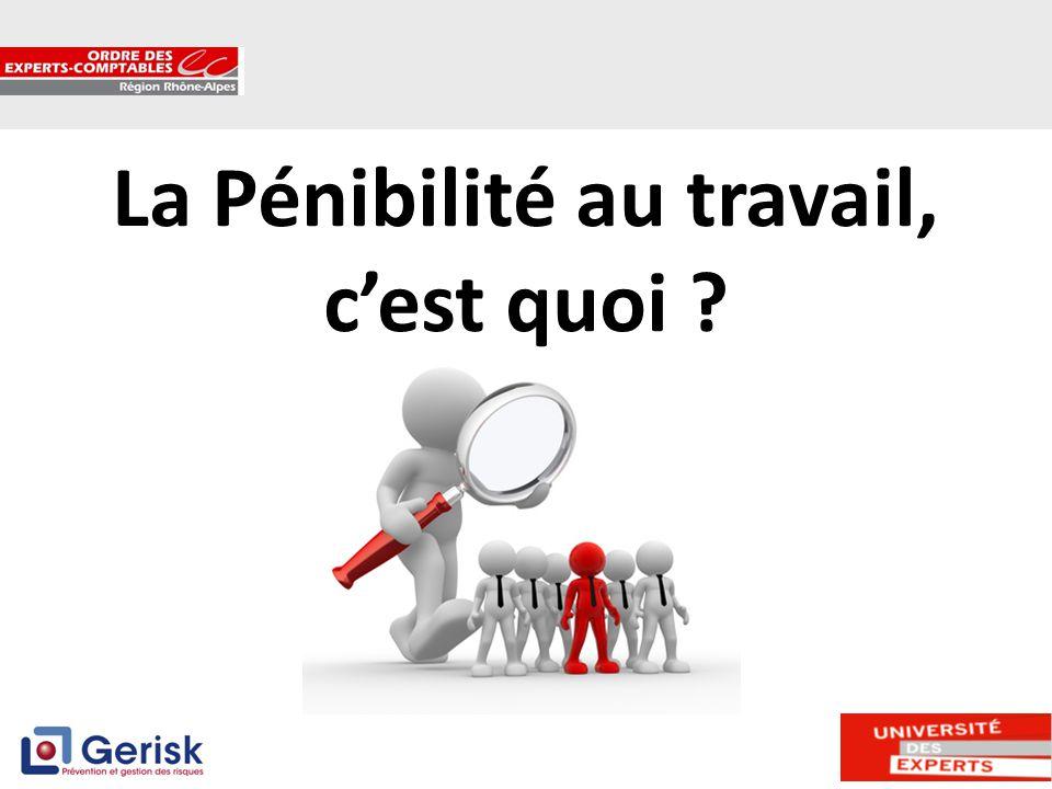 3 Les facteurs de risques Pénibilité à prendre en compte sont exclusivement ceux fixés par l'article L.4121-3-1 du Code du travail.