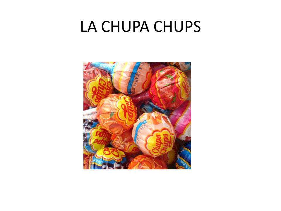 LA CHUPA CHUPS