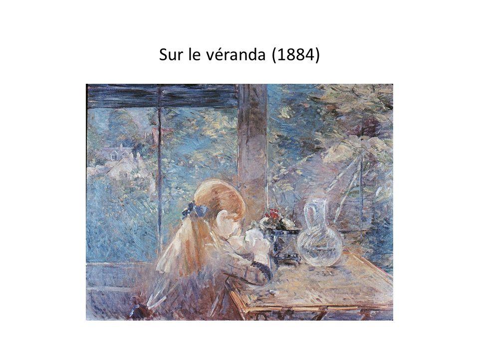 Sur le véranda (1884)
