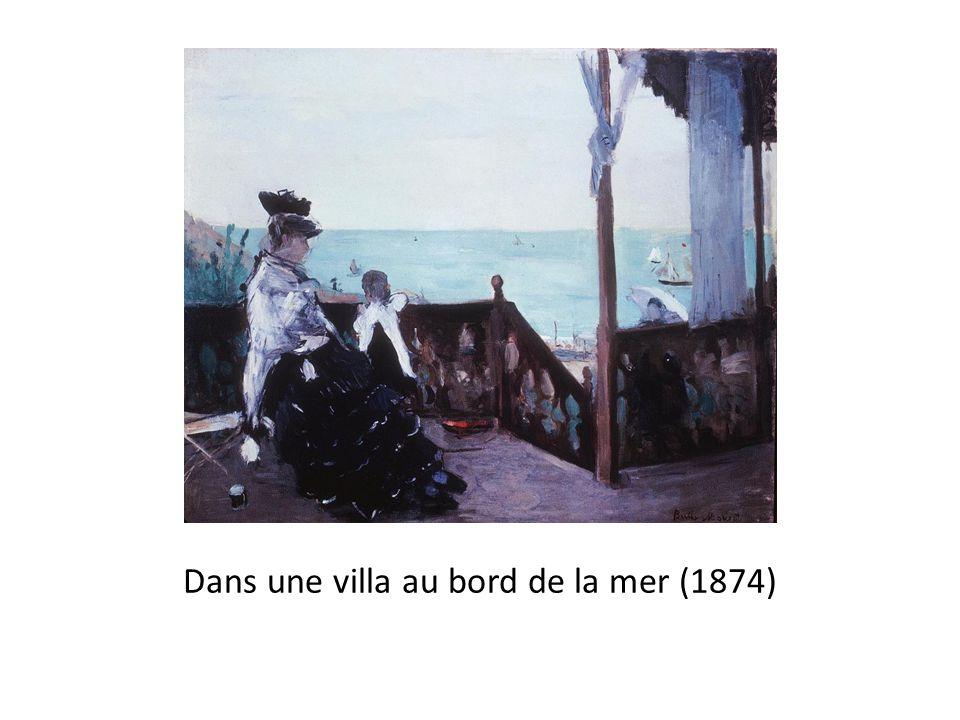 Dans une villa au bord de la mer (1874)