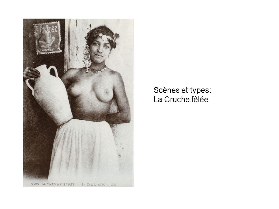 Scènes et types: La Cruche fêlée