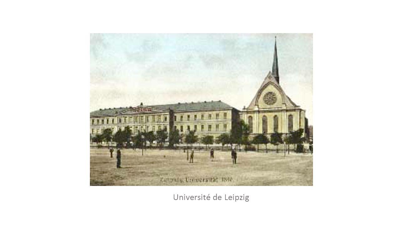 Université de Leipzig