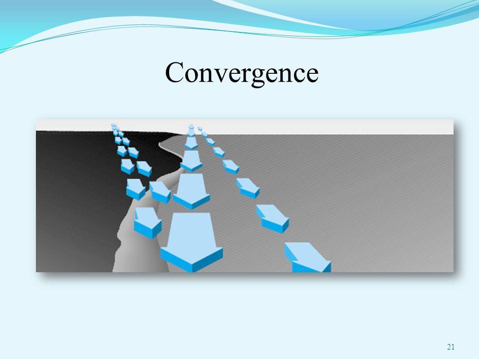 Convergence 21