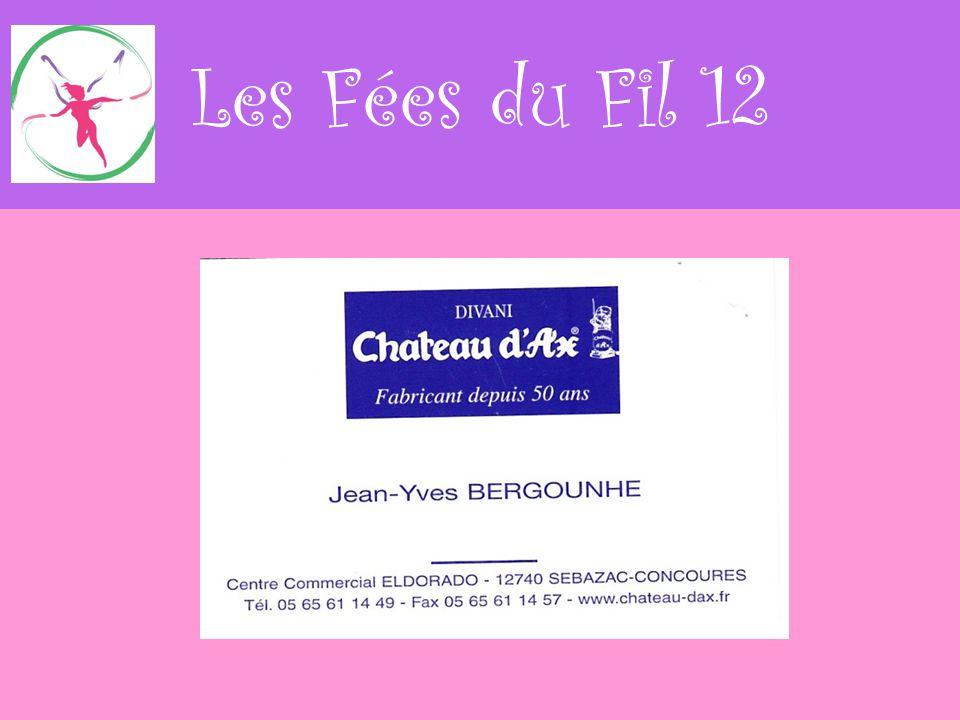 Les Fées du Fil 12 Atelier de la cosmétique végétale Yves Rocher 2 rue de la République 12200 VILLEFRANCHE DE ROUERGUE