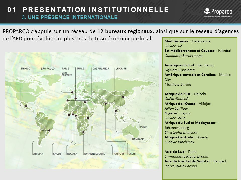 01 PRESENTATION INSTITUTIONNELLE 3.