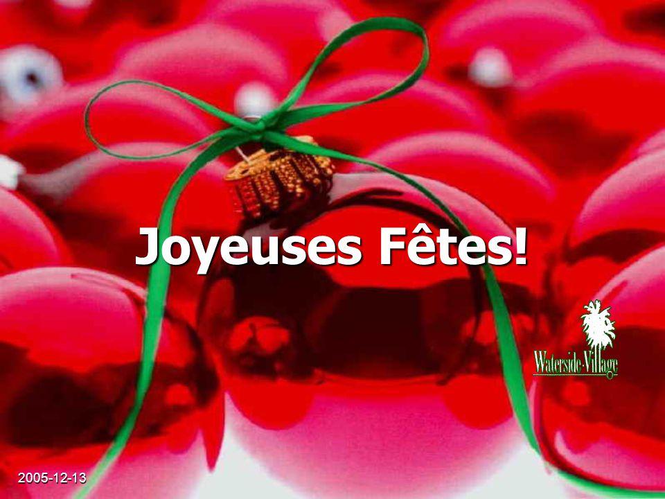2005-12-13 Joyeuses Fêtes!