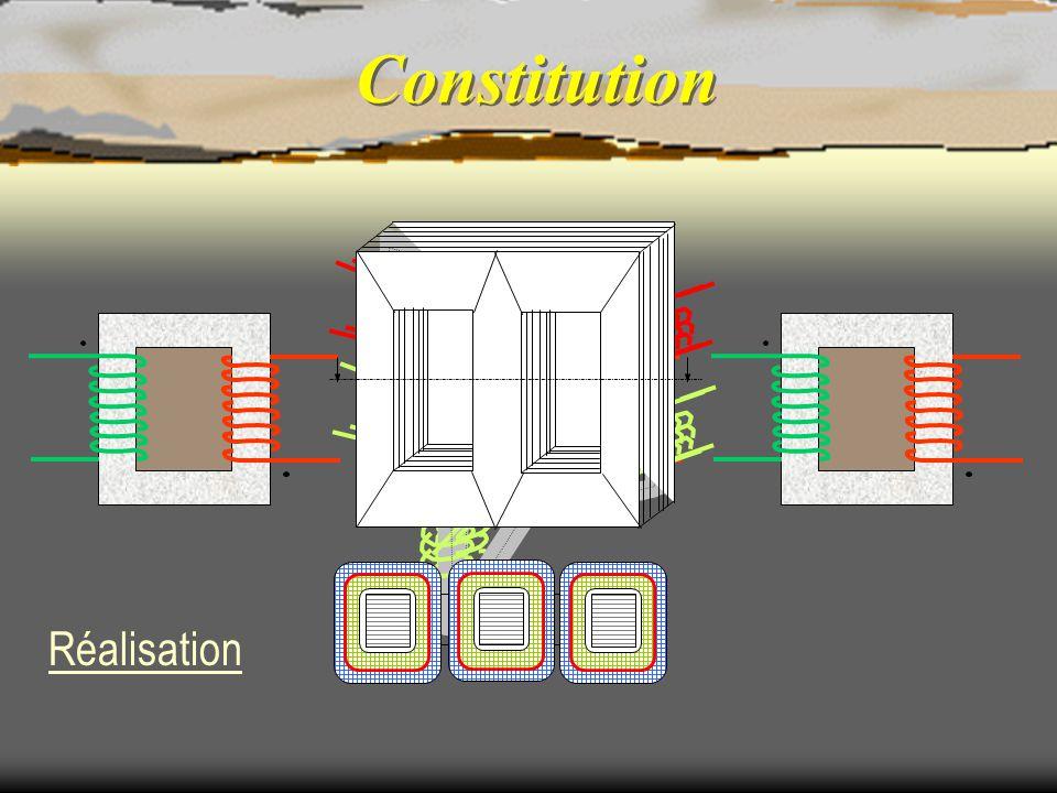 dit « Essai en court-circuit » On mesure : U SCC, I PCC, P PCC On règle : I SCC à sa valeur nominale avec l'ATV On calcule : Z S, R S, X S Attention c'est un essai sous tension réduite .