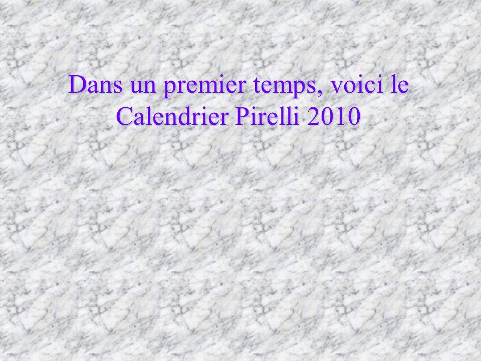 Ca y est, Mesdames et Messieurs, la fin d 'année approche et comme chaque année nous attendons nos calendriers respectifs (Les Dieux du Stade pour les femmes et Pirelli pour les hommes).
