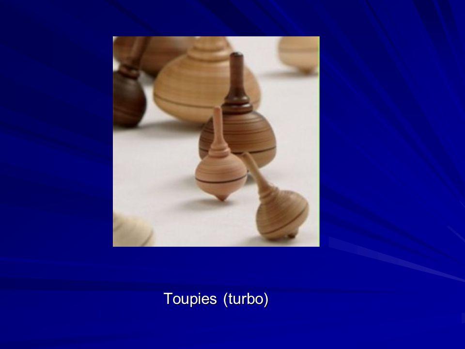 Toupies (turbo)