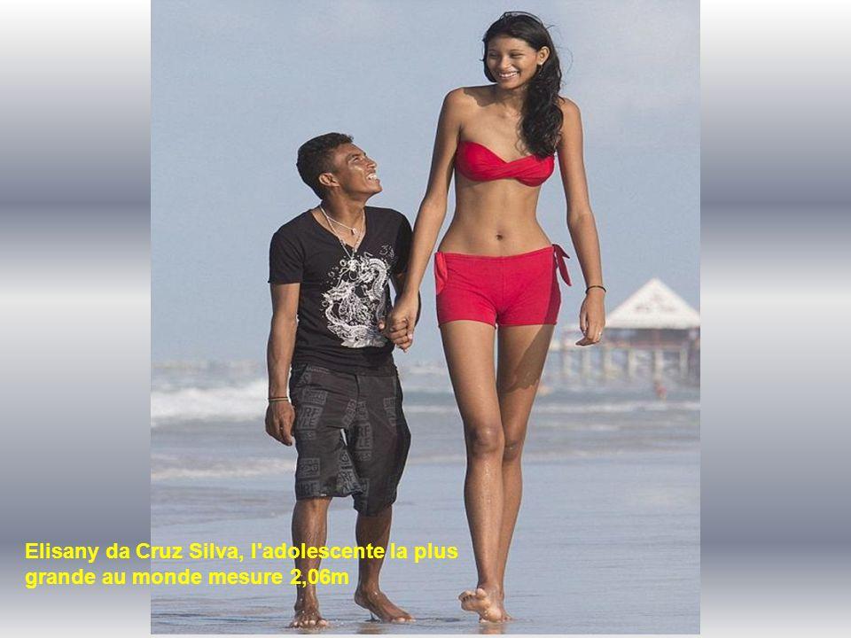 Mikel Ruffinelli, les plus grosses hanches du monde