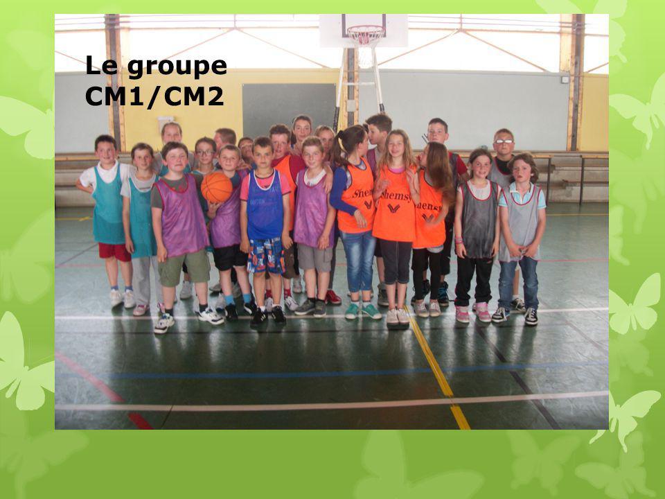 Le groupe CM1/CM2