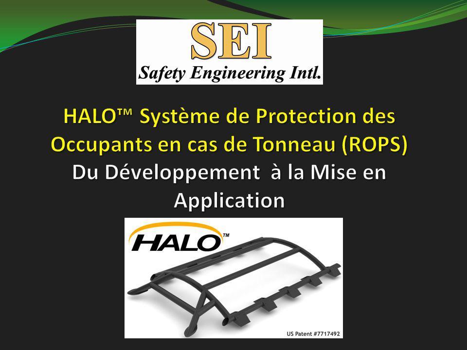 Introduction: Historique de SEI et Blessures par Tonneau Safety Engineering International (SEI) – Concepteur de HALO™: Mr.
