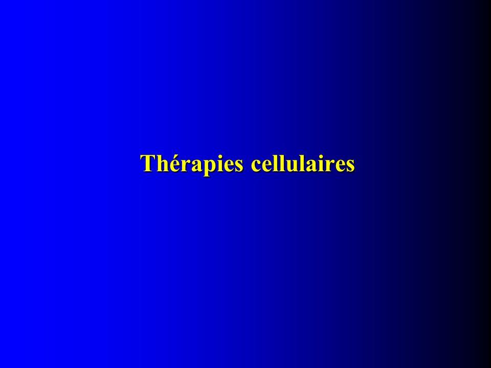 Thérapies cellulaires