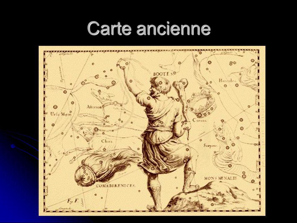 La constellation de la Chevelure La constellation de la Chevelure de Bérénice est autrement plus intéressante .