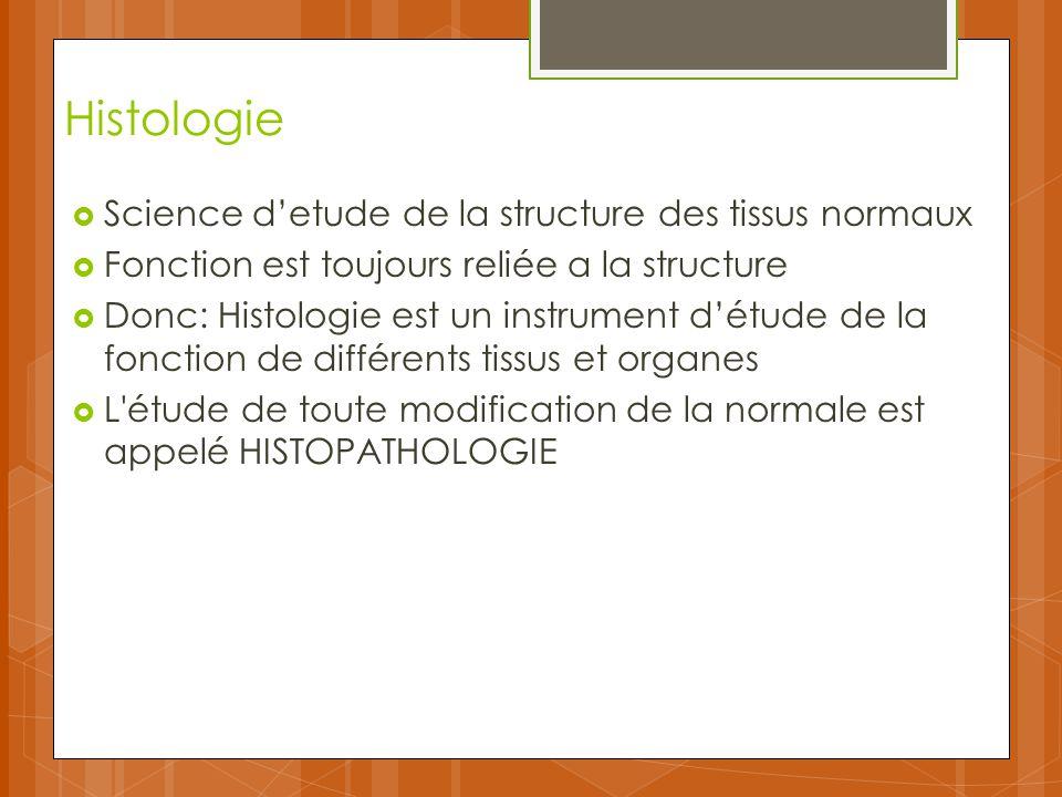 Tissus épitheliaux  Un des quatres tissus de base  Les épithéliums sont constitués de une ou plusieurs couches de cellules  Les cellules sont jointives, très peu de matière intercellulaire  Fonctions :  Revêtement de la surface et les cavités du corps humain  Absorption (intestin)  Sécrétion (glandes)  Sensation (neuroépithélium)  Contraction (myoépithélium)  Origine embryonnaire:  Les trois feuillets embryonnaires