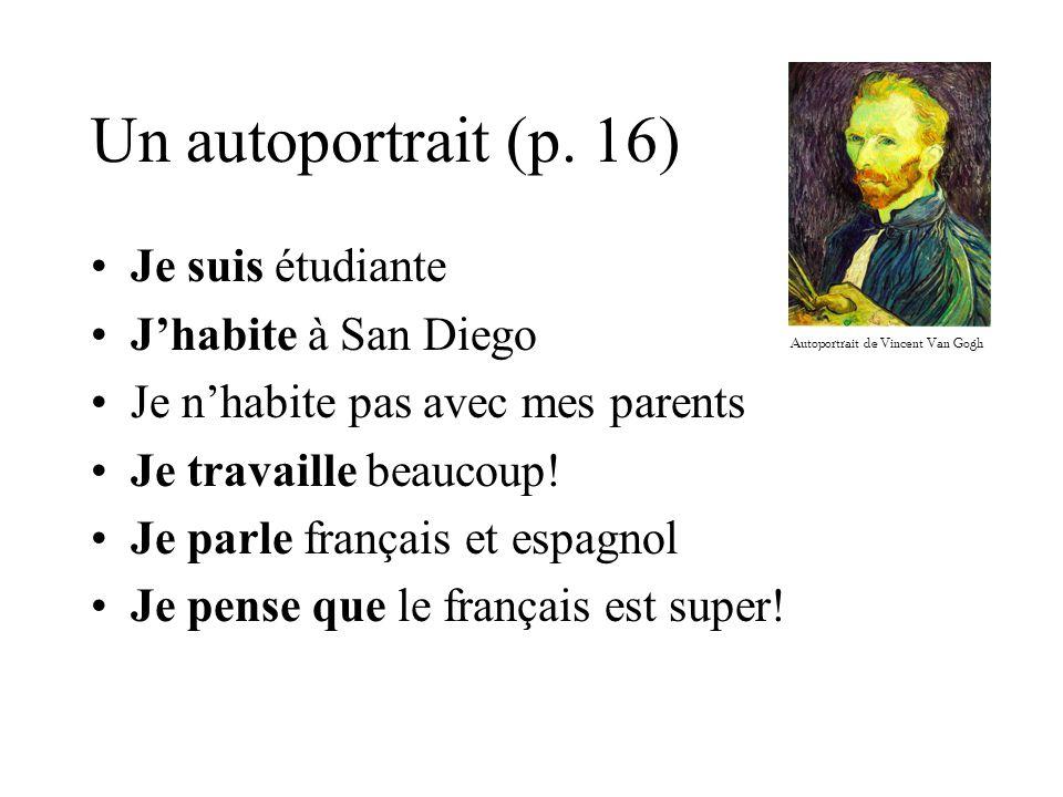 B.Réponses (p. 23) 1.Je ne sais pas 2.Comment dit-on giraffe en français.