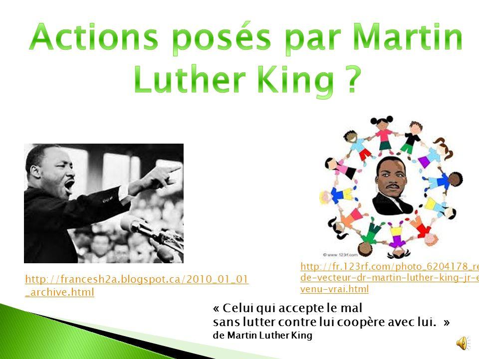« Nous devons apprendre a vivre ensemble comme des frères, sinon nous allons mourir tous ensemble comme des idiots » de Martin Luther King http://fr.dreamstime.com/imag e-libre-de-droits-conclusion- d-une-solution-image9492956 http://www.fotosearch.fr/illustration/r apport-carte.html