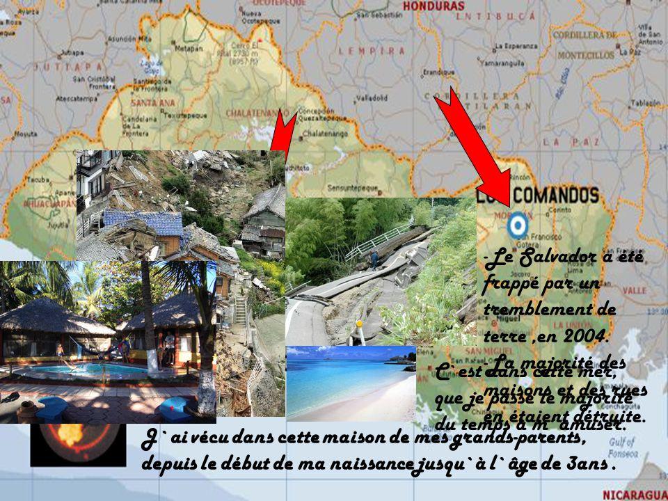San Salvador est la capital du Salvador..