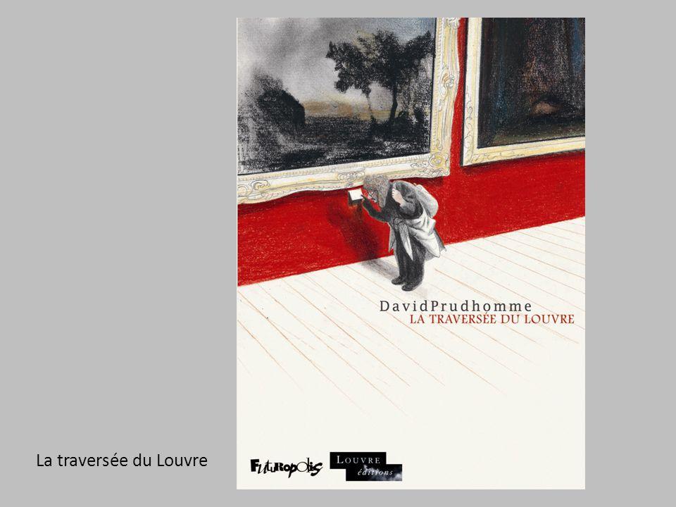 La traversée du Louvre