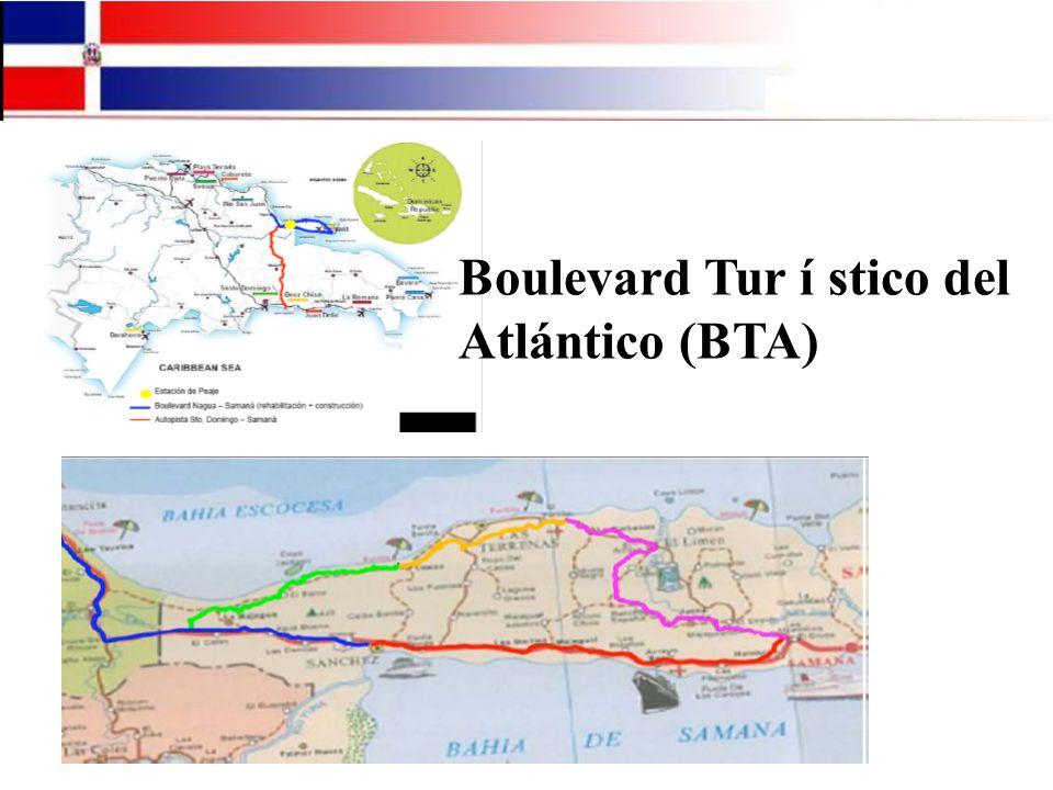 Boulevard Tur í stico del Atlántico (BTA)