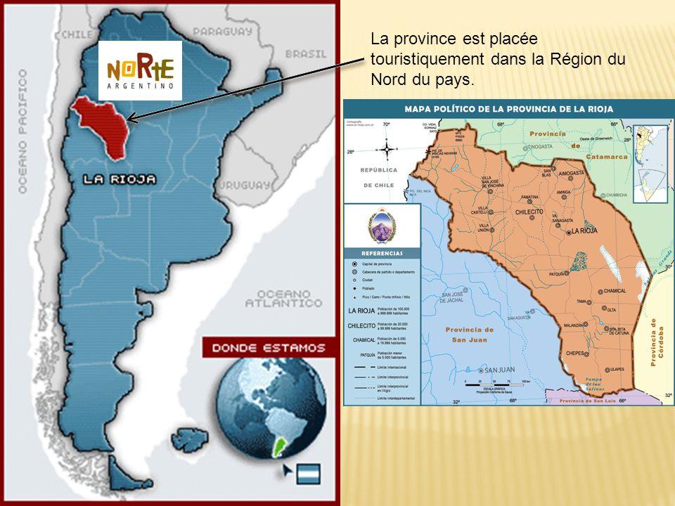 La province est placée touristiquement dans la Région du Nord du pays.