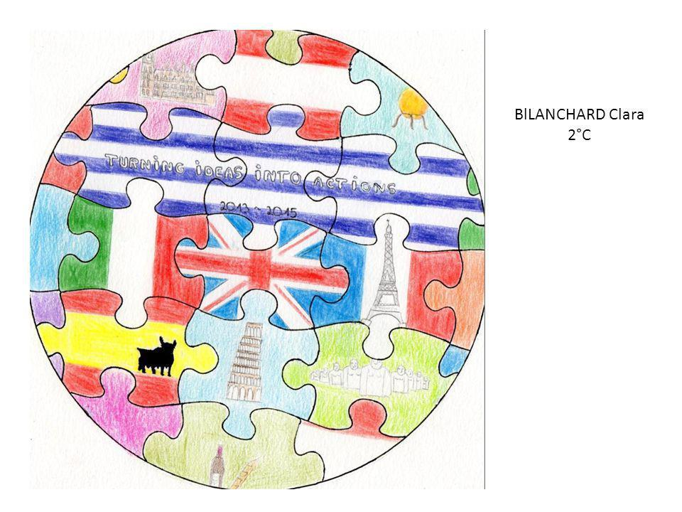 BlLANCHARD Clara 2°C