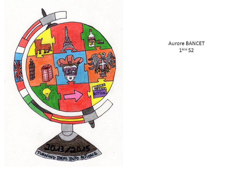 Aurore BANCET 1 ère S2