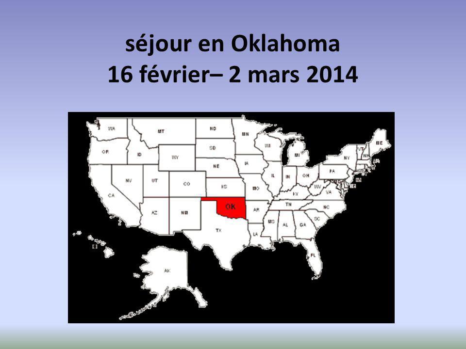 L'Oklahoma est l'un des états les plus marqués par l'histoire de l'Ouest.