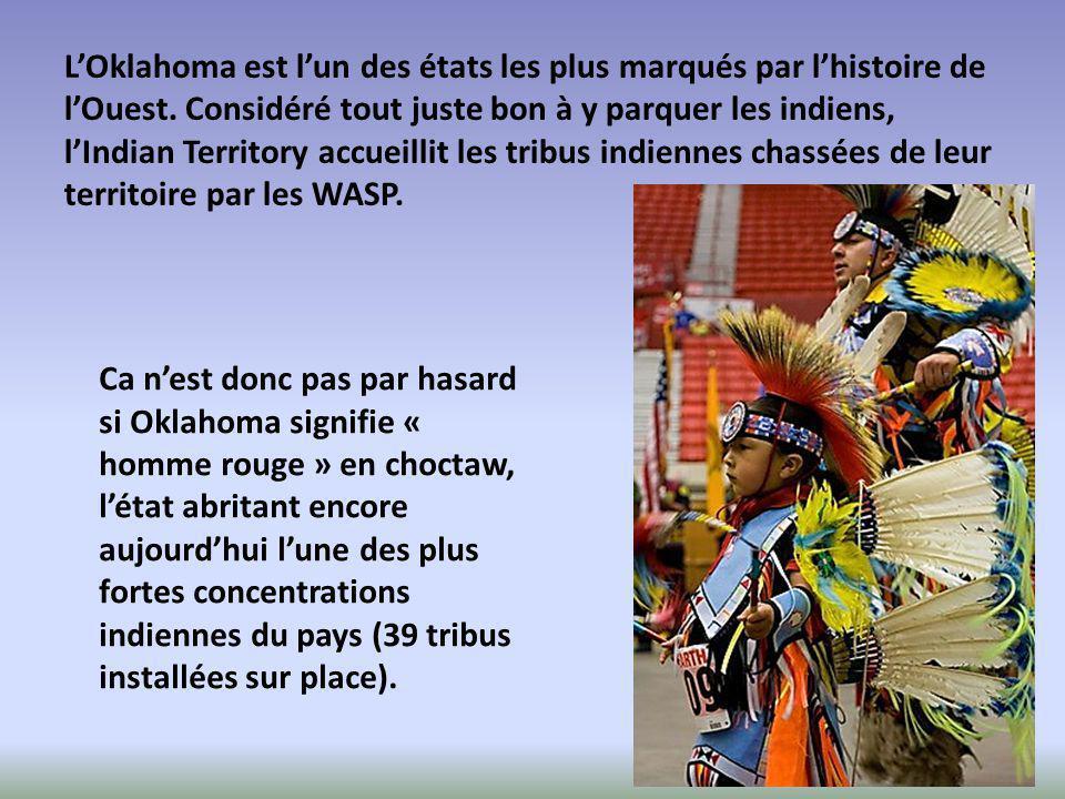 Seuls blancs au XIXème et début XXème, à se risquer dans ce no man's land redouté, des hors-la-loi et les cow-boys montant les troupeaux texans vers les « Reines de la Prairie » du Kansas.