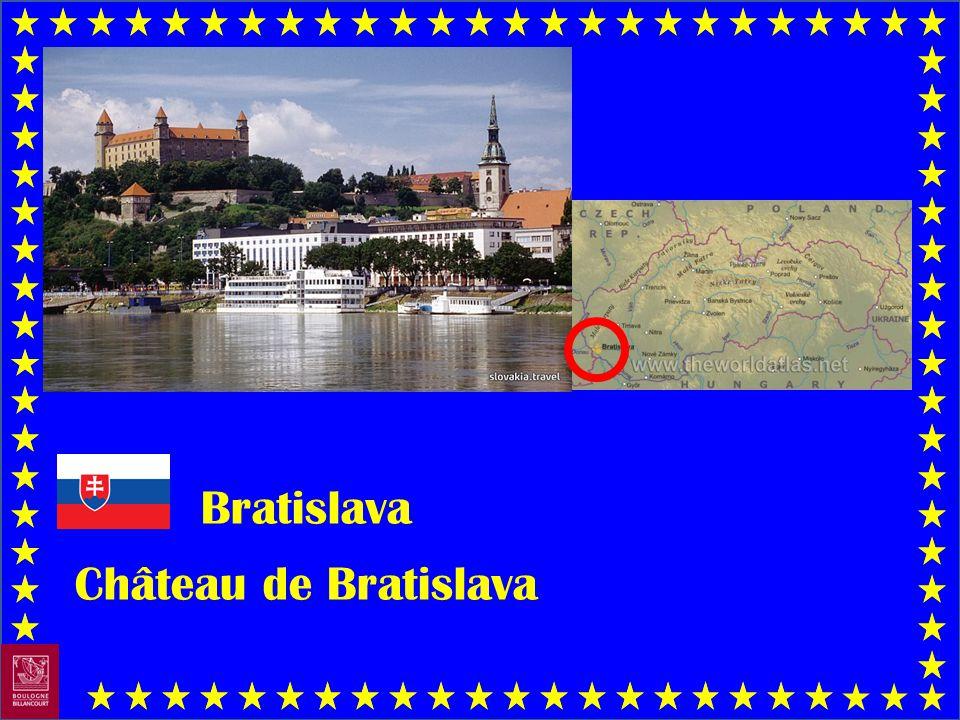 Bratislava Château de Bratislava