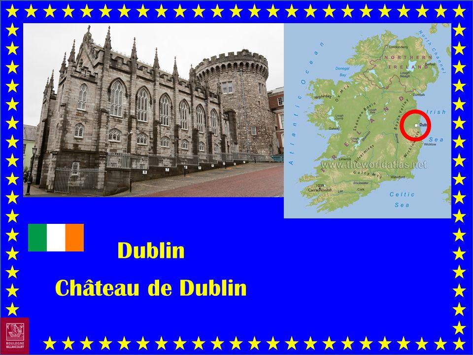 Dublin Château de Dublin