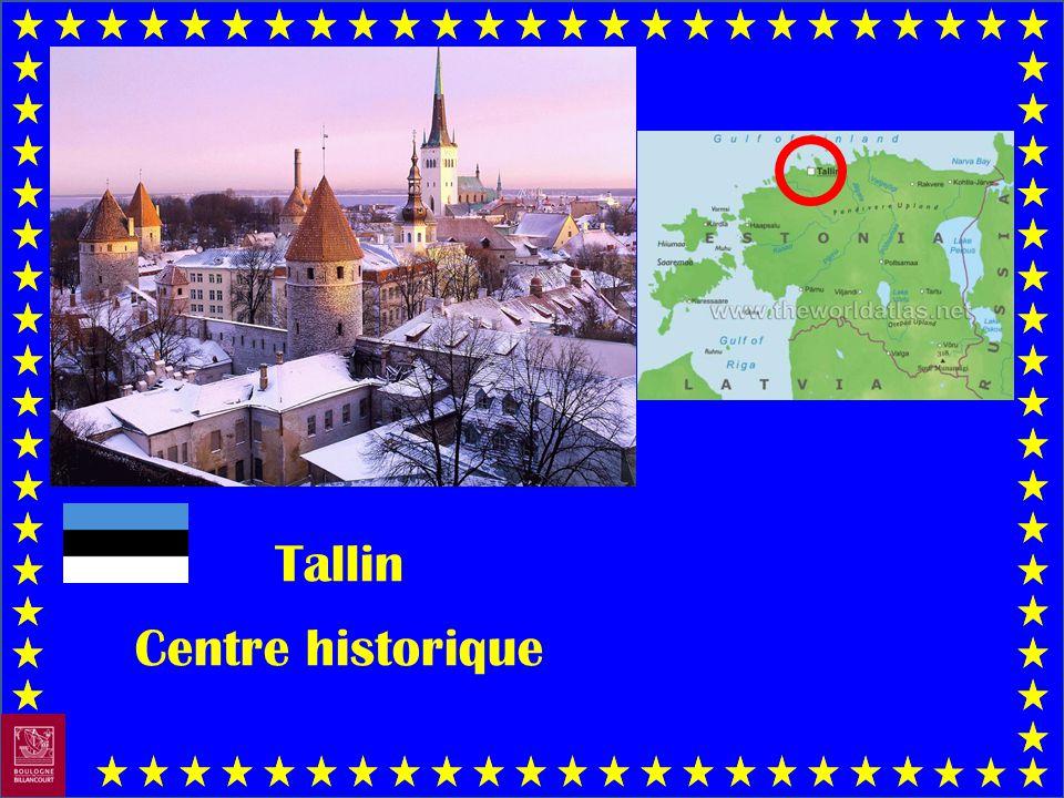 Tallin Centre historique