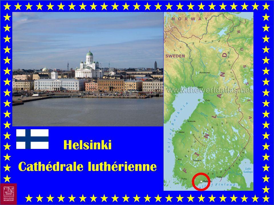 Helsinki Cathédrale luthérienne